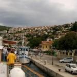 Vkrcanje na ladjo MONSUN