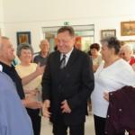 Zelo smo bili veseli obiska našega župana g. Zorana Jankoviča
